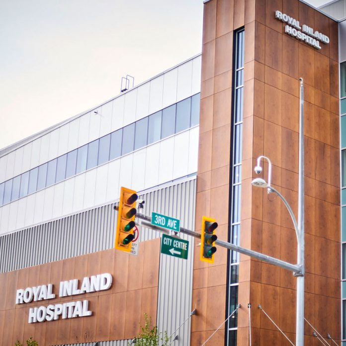 royal inland hospital - tru community